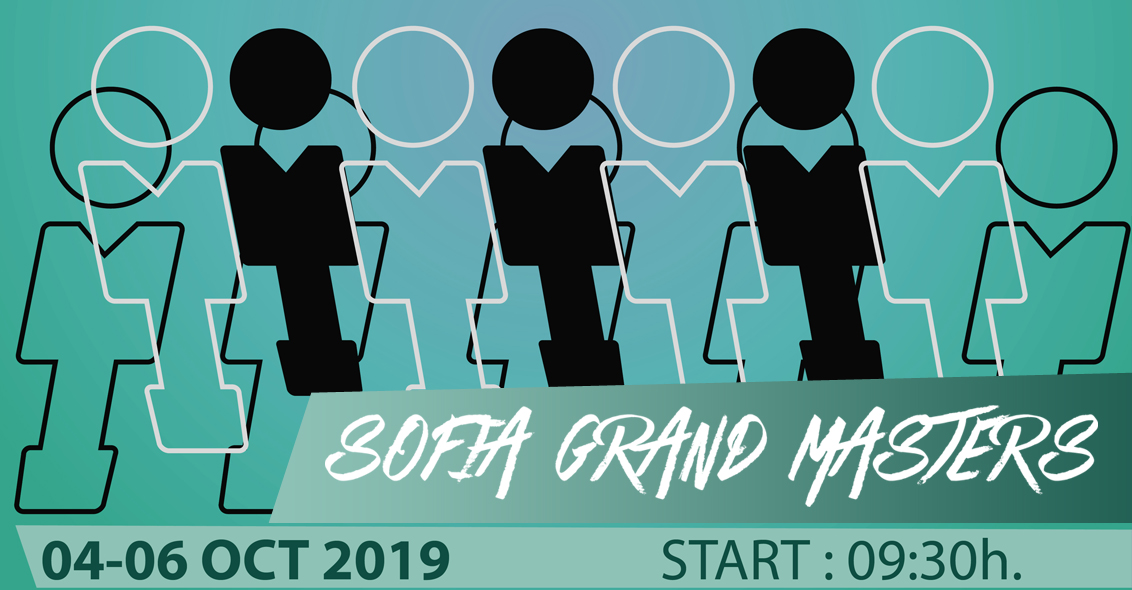 SOFIA GRAND MASTERS XI 2019