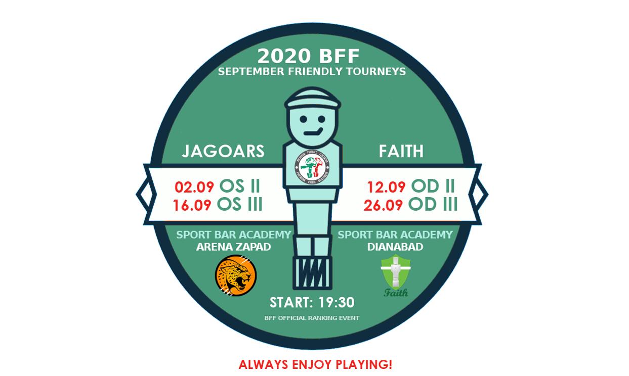 Джаги турнири 2020