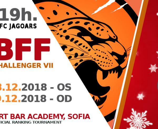 Турнир по джаги 7 за сезон 2018
