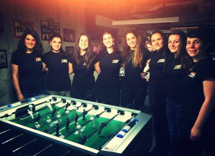 отбор по джаги жени